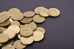 Molte valute Fotografie Stock