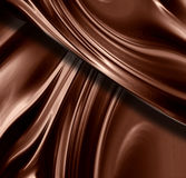 Molten chocolate Royalty Free Stock Image