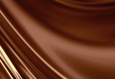 Molten chocolate background Royalty Free Stock Image