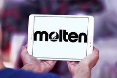 Molten Corporation logo Royalty Free Stock Image