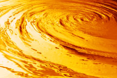 Molten Gold Royalty Free Stock Images