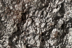 Molten Silver Paint royalty free stock images