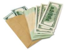 Molti dollari Fotografia Stock Libera da Diritti