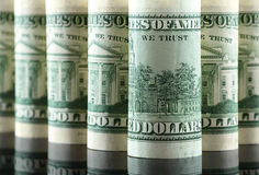 Molti dollari Immagini Stock Libere da Diritti