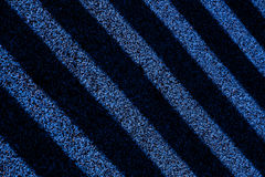 Molti ombreggiano e bande blu Fotografia Stock