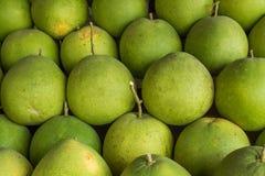 Molti pomeli verdi Immagine Stock Libera da Diritti