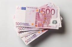 Molti soldi Immagine Stock