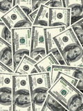 Molti soldi Fotografia Stock Libera da Diritti