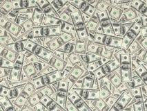 Molti soldi Fotografie Stock