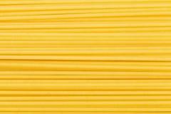 Molti spaghetti della pasta del semolato di grano duro fotografia stock