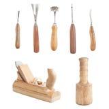 Molti strumenti di carpenteria Immagini Stock Libere da Diritti