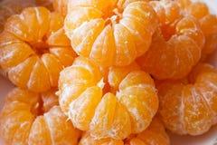 Molto arancia Fotografia Stock