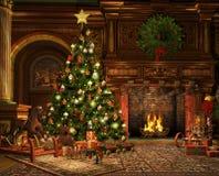 Molto Buon Natale Immagine Stock Libera da Diritti