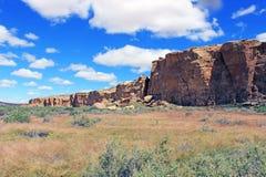Molto Odd Cliffs Immagini Stock Libere da Diritti