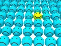 Molto sorriso Immagini Stock Libere da Diritti