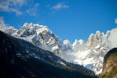 Molveno, Italy Royalty Free Stock Photo