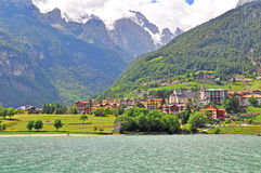 Molveno, Italy Royalty Free Stock Images