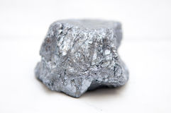 Molybdenite of molybdeen Royalty-vrije Stock Fotografie