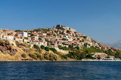 Molyvos Royalty Free Stock Photography