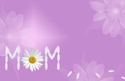 For Mom Royalty Free Stock Images