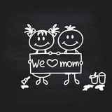Mom Royalty Free Stock Image