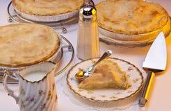 Mom's Apple Pie. Freshly baked Apple Pie just like Mom used to make Royalty Free Stock Image
