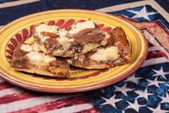 Mom`s famous Can`t Leave Alone dessert bars