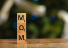Mom royalty free stock photos