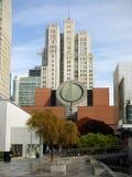 MOMA博物馆在旧金山 免版税库存图片