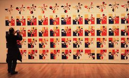 Moma museum, New York Stock Photography