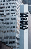 Moma Museum in New York City Royalty Free Stock Photography