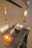 Moma museum, New York, USA Arkivfoton