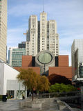 MOMA museum in san francisco Royalty Free Stock Images