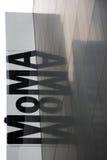 MoMa. New York royalty free stock image
