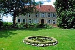 Momas Schloss in Bearn Stockfotografie