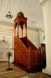 Mombar of Kapitan Keling Mosque in Penang Stock Images