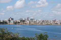 Mombasa. On the indian ocean Stock Photo