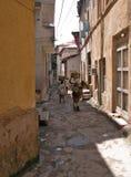 Mombasa-alte Stadt Lizenzfreie Stockbilder