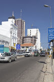 Mombasa Business District, Kenya, editorial Royalty Free Stock Photos