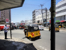 Mombasa, Kenia stock foto's