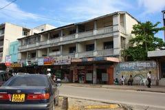 mombasa kenya Arkivbilder