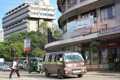 mombasa kenya Royaltyfria Bilder