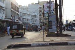mombasa kenya Royaltyfri Bild