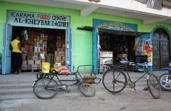 mombasa kenya Fotografia Stock Libera da Diritti