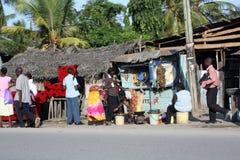 Mombasa Kenya Arkivfoton