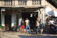 Mombasa, Kenya Immagine Stock