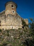 Mombeltran castle, Avila, Castilla y Leon, Spain Stock Photo