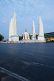 Moment of Democracy monument (Bangkok, Thailand). Moment of Democracy monument at daytime (Bangkok, Thailand stock photography
