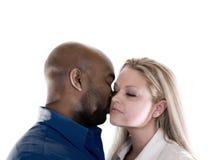 Moment romantique Image stock