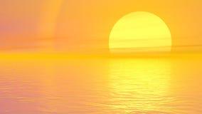 Moment till solen - 3D framför vektor illustrationer